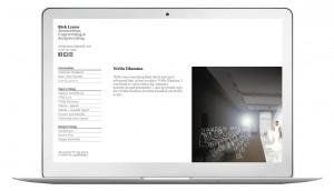 Rick Lyons Website Content | 1348design.com
