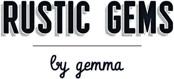 Rustic Gems – Branding, Print & Social Media | 1348design.com